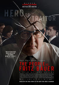 The People vs. Fritz Bauer poster art
