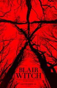Blair Witch poster art