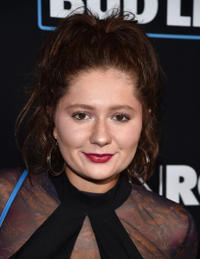 Emma Kenney at the California premiere of