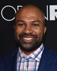 Derek Fisher at the California premiere of