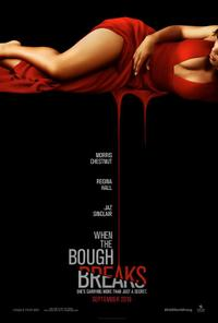 When the Bough Breaks poster art