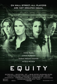 Equity poster art