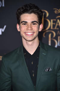 Cameron Boyce at the California premiere of