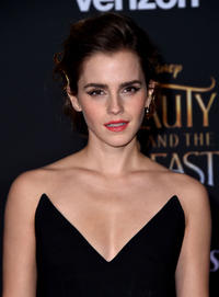 Emma Watson at the California premiere of