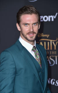 Dan Stevens at the California premiere of