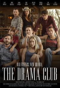 The Drama Club poster art