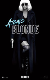 Atomic Blonde poster art