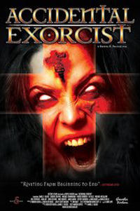 Accidental Exorcist poster