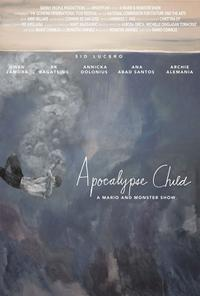 Apocalypse Child poster art