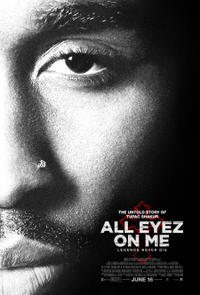 All Eyez on Me poster