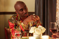 Demetrius Shipp Jr as Tupac Shakur in