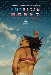 American Honey poster art