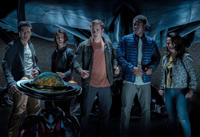 Check out the movie photos of 'Power Rangers'