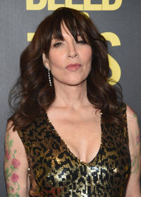 Katey Sagal at the New York premiere of
