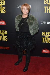 Shawn Colvin at the New York premiere of
