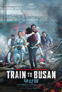 Train to Busan poster art
