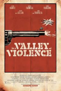 In a Valley of Violence poster art
