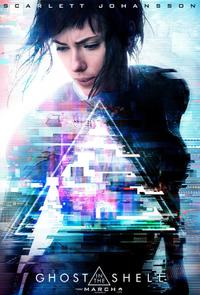 Ghost in the Shell poster art