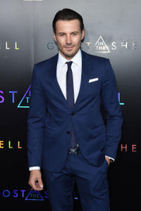 Alex Lundqvist at the New York premiere of