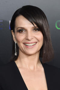 Juliette Binoche at the New York premiere of
