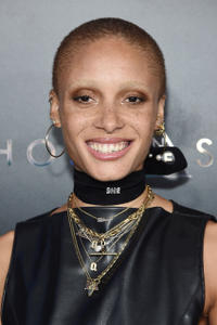 Adwoa Aboah at the New York premiere of