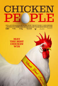 Chicken People poster art