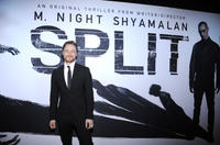 James McAvoy at the New York premiere of 'Split'