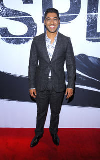 Ritesh Rajan at the New York premiere of 'Split'