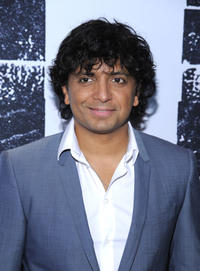 M. Night Shyamalan at the New York premiere of 'Split'