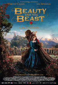 Beauty and the Beast poster art