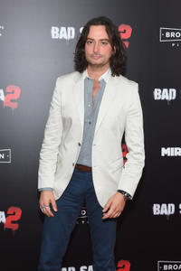 Constantine Maroulis at the New York premiere of