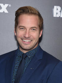 Ryan Hansen at the New York premiere of