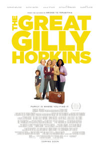 The Great Gilly Hopkins poster art