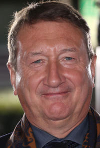 Steven Knight at the California premiere of