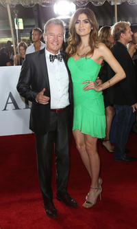 John Savage and Bianca Blanco at the California premiere of