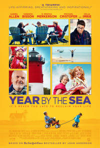 Year By The Sea poster art