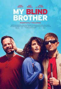 My Blind Brother poster art