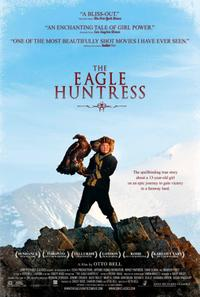 The Eagle Huntress poster art