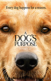A Dog's Purpose poster art