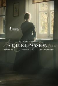 A Quiet Passion poster art