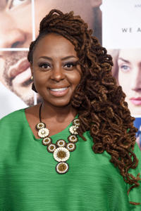 Ledisi at the New York premiere of