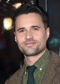 Brett Dalton at the California premiere of