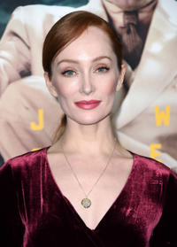 Lotte Verbeek at the California premiere of
