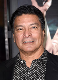 Gil Birmingham at the California premiere of