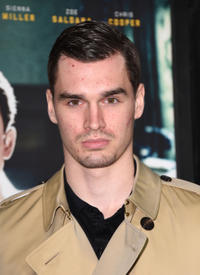 Mario Hezonja at the California premiere of