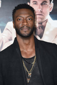 Aldis Hodge at the California premiere of