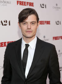 Sam Riley at the California premiere of