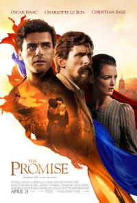The Promise poster art