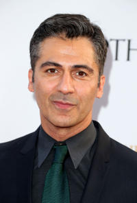 Armin Amiri at the California premiere of