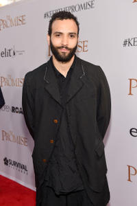 Marwan Kenzari at the California premiere of